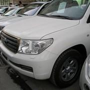 Автомобили джипы Land Cruiser 200 VX-R, Джипы, внедорожные автомобили фото