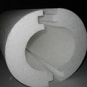 Скорлупа трубная теплоизоляционая ПСБ-С фото