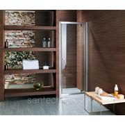 Дверь для душа STURM Puerta 900мм прозрачное стекло, профиль хром фото