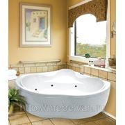 Гидромассажная ванна АМ-РМ BOURGEOIS 143х143 фото