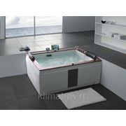 Акриловая гидромассажная ванна GEMY G 9052 II фото