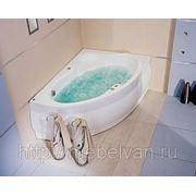Гидромассажная ванна PoolSpa EUROPA 165х105 L/R фото