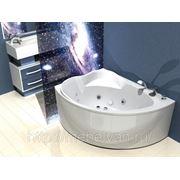 Гидромассажная ванна Акватек Альтаир 158х120 L/R фото