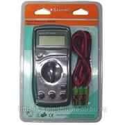 Мультиметр sturm mm1201 фото