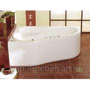 Гидромассажная ванна PoolSpa LEDA 160х100 L/R фото