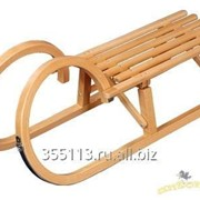 Дeтские санки VT-Sport Horn HKS 43100 100 см фото