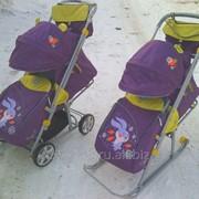 Санки-коляска Ника Детям-7 фото