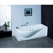 Акриловая гидромассажная ванна GEMY G 9010 фото