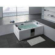 Акриловая гидромассажная ванна GEMY G 9061 фото