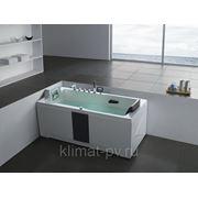Акриловая гидромассажная ванна GEMY G 9066 II фото