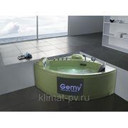 Акриловая гидромассажная ванна GEMY G 9067 фото