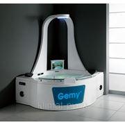 Акриловая гидромассажная ванна GEMY G 9070 фото