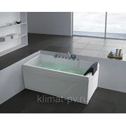 Акриловая гидромассажная ванна GEMY G 9075 фото