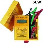 Измеритель параметров цепей электропитания - анализатор электрических цепей SEW (1826NA) фото