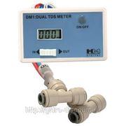 TDS Monitor DM-1: онлайн монитор эффективности очистки воды в двух точках фото