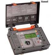 Измеритель параметров заземляющих устройств Sonel (MRU105) фото