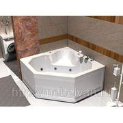 Гидромассажная ванна АКВАТЕК Лира 148х148 фото