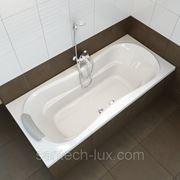 Гидромассажная ванна RAVAK Campanula ll 180х80 фото