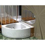 Гидромассажная ванна АКВАТЕК Юпитер 150х150 фото