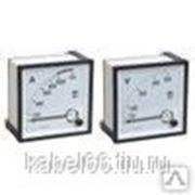 Амперметр Э47 100/5А кл. точн. 1,5 96х96мм, шт фото