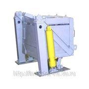Индукционная плавильная печь типа ИСТ 1/0,8. Ёмкость 1т, мощность преобразователя 0,8МВт. фото