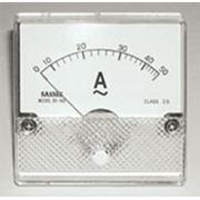 Амперметр SE-80 (SF-80) 40А/5А фото
