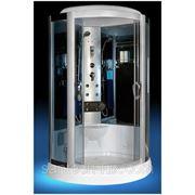 Гидромассажный бокс LUXUS Bohemia 535 1100*1100*2030 с парогенератором фото