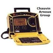 C.A 6115 NEW - мегаомметр, прибор для комплексной проверки эл. установок Chauvin Arnoux фото