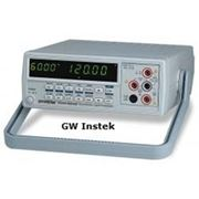 Вольтметр-мультиметр универсальный цифровой GW Instek (GDM8246 RS) фото