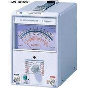 Вольтметр переменного тока GW Instek (GVT417 B) фотография