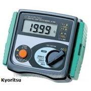 Измеритель параметров электробезопасности (KEW4118 A) фото