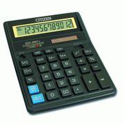 Калькулятор CITIZEN настольный SDC-888 фото
