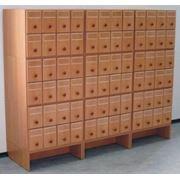 Формулярные шкафы фото