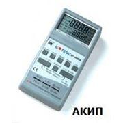 АКИП-6104 измеритель параметров RLC фото