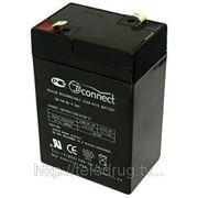 Аккумулятор 6В 4.5А/ч, 6В 3.3А/ч. к фонарям фото