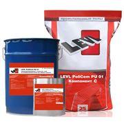 Полиуретанцементная стяжка LEVL PoliCem PU 01 фото