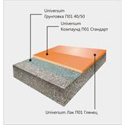 Наливные полиуретановые полы Universum Компаунд П 01 Стандарт