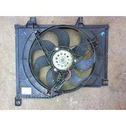 Вентилятор радиатора левый для LDV Maxus 526000036 фото