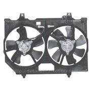Диффузор вентилятора радиатора охлаждения двигателя 2.0 дизель Nissan X-Trail T30 фото