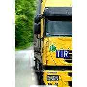 Доставка сырья на переработку и отправка готовой продукции нашим транспортом фото
