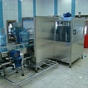 Автоматическая машина внешней мойки бутылей ST-600 фото