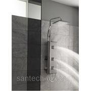Душевая панель Jacob Delafon Water Tiles Tower с верхним душем