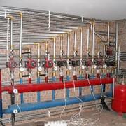 Проектирование систем отопления, вентиляции, кондиционирования. фото