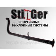 "Резонатор (труба) ""Stinger"" для а/м ВАЗ 2113, 2114,2115 (ПОД ПАУК) фото"