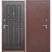 Дверь металлическая входная Гарда фото