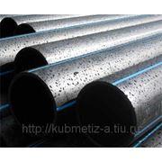 Трубопроводы из полиэтиленовых труб фото