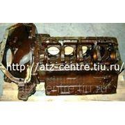 Блок цилиндров с картером сцепления ЗИЛ-130 (130-1002006-Б) фото