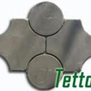 Полимерпесчаная тротуарная плитка Tetto фото
