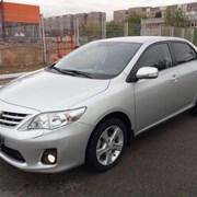 Аренда автомобилей Toyota Corolla без водителя фото