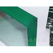 Триплекс (многослойное стекло с пленкой) фото